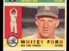 1960 Topps Baseball salesmans promo