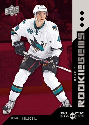 2013-14-nhl-upper-deck-black-diamond-tomas-hertl-rookie-card-red-parallel