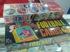 1969 Topps baseball, 1971 Topps cello football display boxes