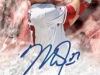 2016 Topps Tier 1 Mike Trout auto