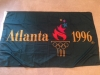 Ali autographed 1996 Olympic Games banner