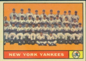 1961 Yankees team