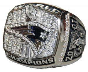 Ben Kelly Super Bowl ring