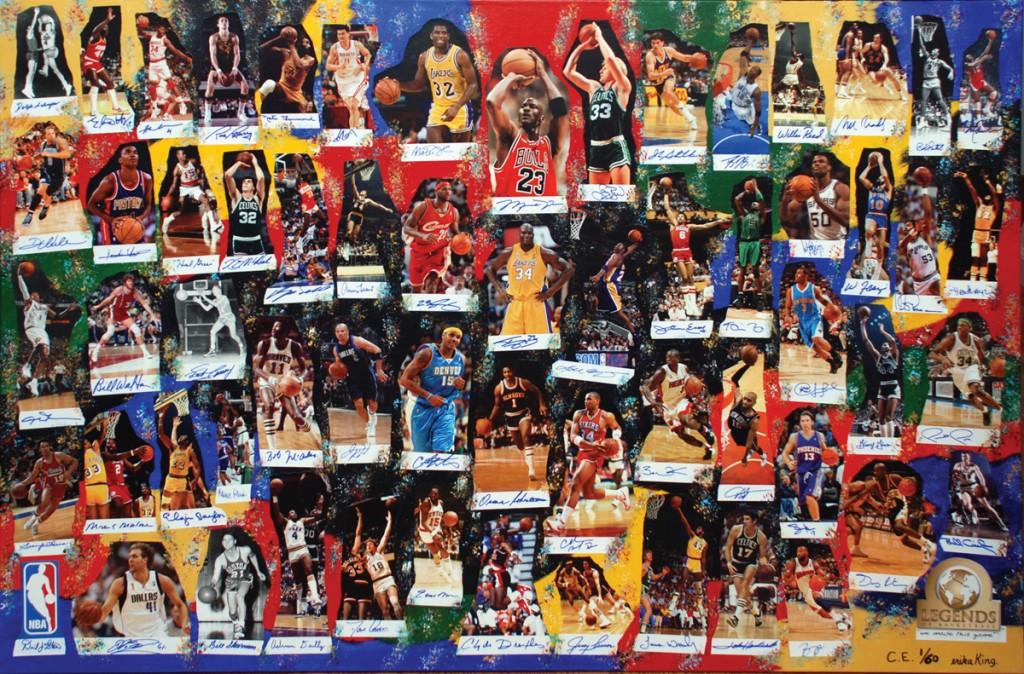 Legends of Basketball