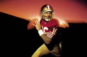 Joe Montana Iooss photo