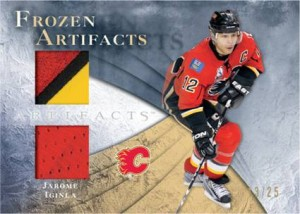 Frozen Artifacts - Iginla