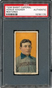 T206 Honus Wagner SCP Auctions