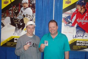 Upper Deck Winter Classic Winners