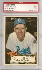 1952 Topps Pafko