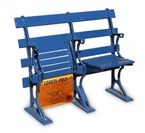 Ebbets Field seats