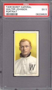 T206 Walter Johnson