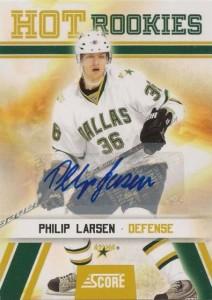 Score Larsen
