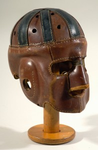 Executioner style football mask/helmet