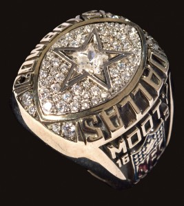Cowboys Super Bowl ring