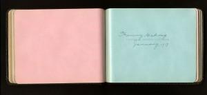 """1917 """"Henry Gehrig"""" Lou Gehrig autograph"""