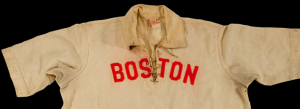 Patsy Donovan 1910 Boston jersey