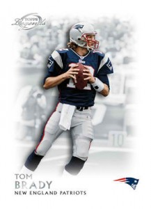 Tom Brady 2011 Topps Gridiron Legends