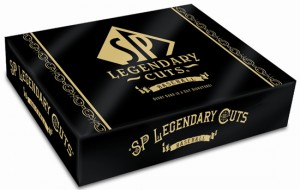 2011 Legendary Cuts baseball box
