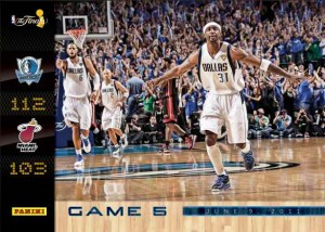 Mavericks boxed set Jason Terry