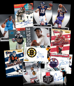Panini redemption cards