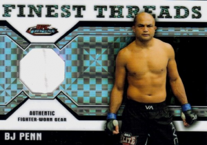 2011 Finest Threads BJ Penn