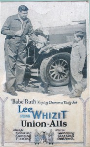 Lee Whizit overalls