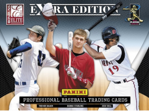 Elite Extra Donruss Baseball