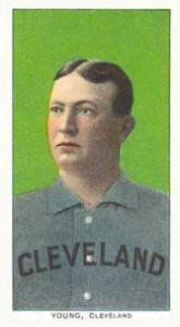 T206 Cy Young portrait