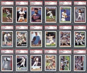 1991 Topps Desert Shield Set Sells For 75872