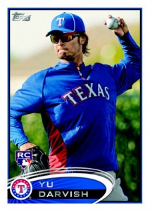 Yu Darvish lefty variation