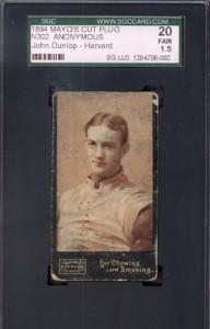 Mayos Cut Plug 1894 Dunlop