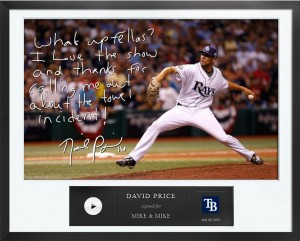Egraph David Price