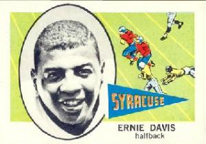 Ernie Davis 1961 Nu-Card
