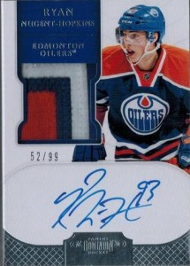 Ryan Nugent-Hopkins auto Dominion