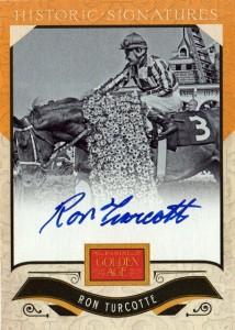 Autograph Ron Turcotte