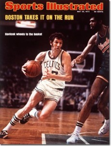 1974 Sports Illustrated John Havlicek