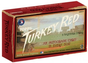 Turkey Red box Topps 2013
