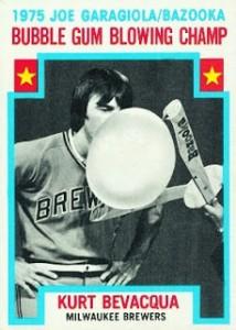 1976 Topps Kurt Bevacqua