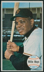 Willie Mays 1964 Topps Giants