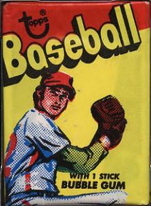 1973 Topps pack