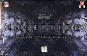 Inception Football Box 2013