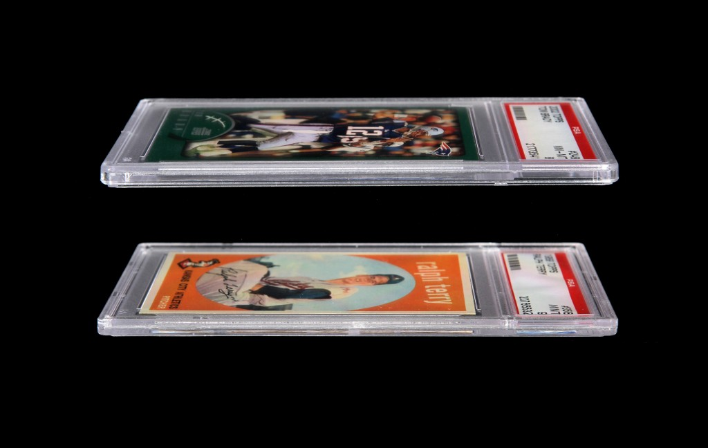 Side By Side PSA Holders