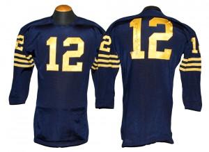 1962 Navy jersey Roger Staubach