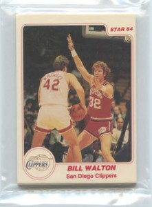 1983-84 Star team bag Clippers