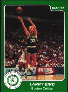 1983-84 Star Larry Bird
