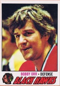 Bobby Orr 1977-78 Topps