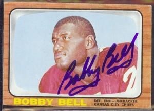 1966 Topps - 064 - Bobby Bell