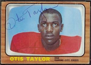 1966 Topps - 075 - Otis Taylor