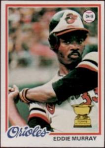 1978 Topps Eddie Murray