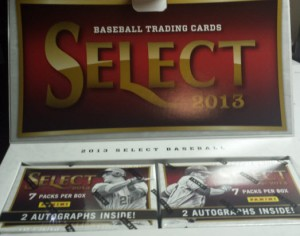 2013 Select Box